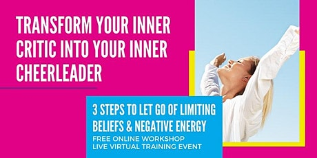 TRANSFORM YOUR INNER CRITIC INTO YOUR INNER CHEERLEADER WORKSHOP ALBUQUERQU tickets
