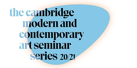 Modern and Contemporary Art Research Seminar | Dr Neal Shasore tickets