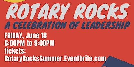 Rotary Rocks Summer Kickoff tickets