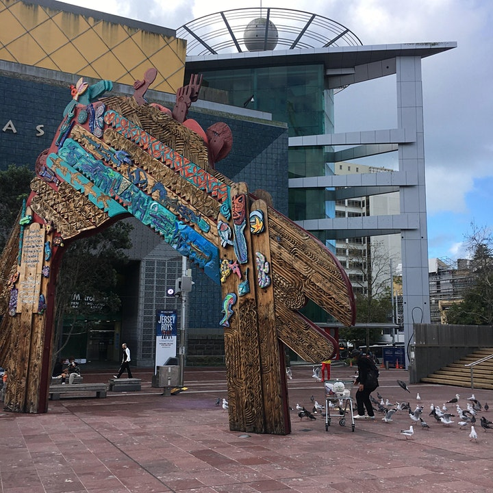 Alice in Wonderland Walkabout - Mayoral Drive/Aotea Square image