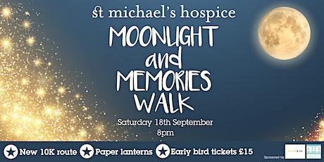 Moonlight and Memories Walk 2021 tickets