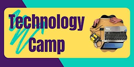 STEM Venturi Technology Camp - Block Booking tickets