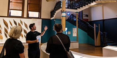 Unsettled  Exhibition Tours:  Opening Weekend tickets