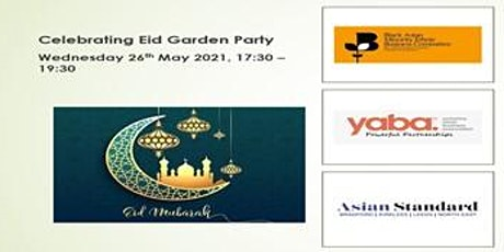 Celebrating Eid Garden Party tickets