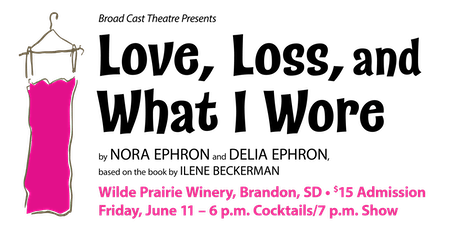 Love, Loss and What I Wore tickets