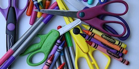 Online Craft Club for Kids tickets