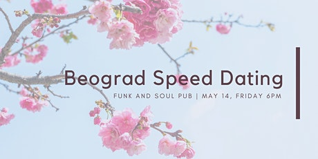 Beograd Speed Dating tickets