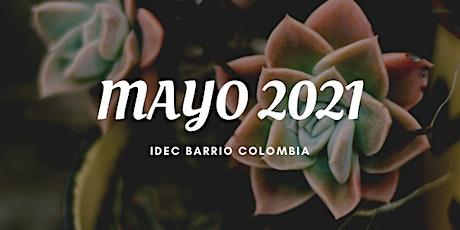 Tercer servicio Domingo 16 de mayo del 2021 entradas
