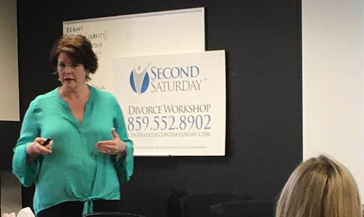 Central Kentucky Second Saturday Divorce Workshop- Online Webinar image