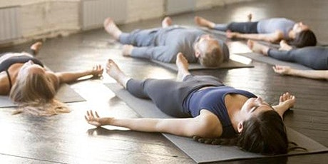 Introduction to Tension & Trauma Release Exercises (TRE) tickets