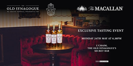 Exclusive Macallan Tasting tickets