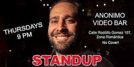 Standup Night with Keenan Steiner tickets