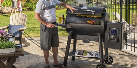 STARTEVENEMENT BBQ SEIZOEN : PELLET- EN GAS-BBQ tickets