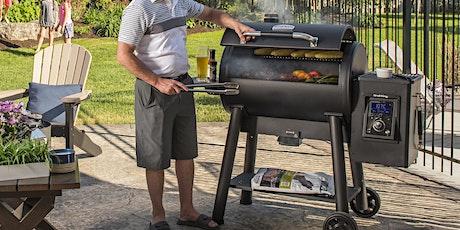 STARTEVENEMENT BBQ SEIZOEN : PELLET- EN GAS-BBQ tickets