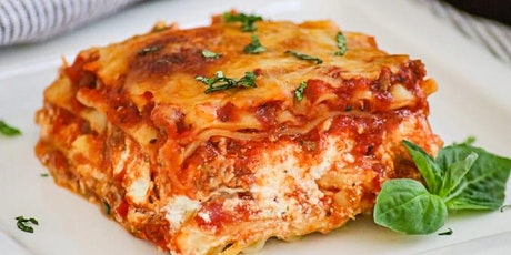 TAKEOUT DINNER - LASAGNA & MEATBALLS!! tickets