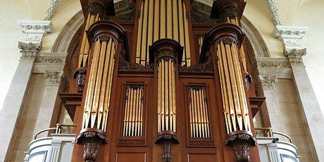 All Concerts  - Inaugural Waterford International Organ Festival entradas
