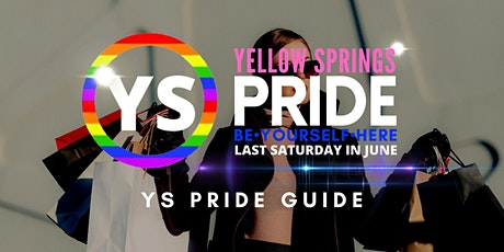 YS Pride Guide tickets