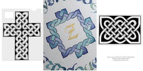 Creating Celtic Knots (art class) tickets