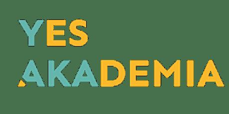 Assemblée générale YES Akademia billets