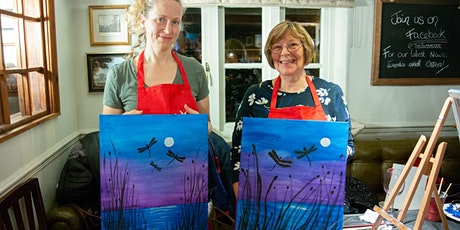 Dance of the Dragonflies Brush Party - Stroud tickets