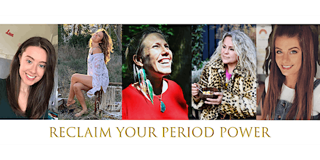 Reclaim your Period Power tickets