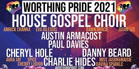 Worthing Pride tickets