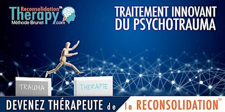 Copy of Thérapie de la Reconsolidation™ Formation en ligne billets