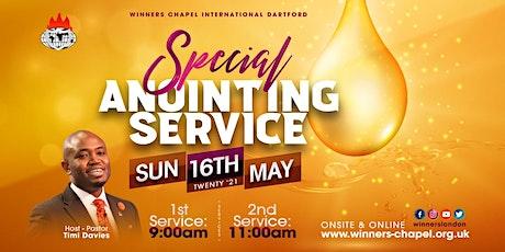 2nd Service @Winners Chapel International Dartford tickets