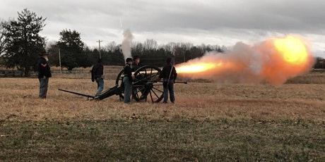 """""""The Most Terrible Cannonading"""" - Artillery Firing Demonstrations tickets"""