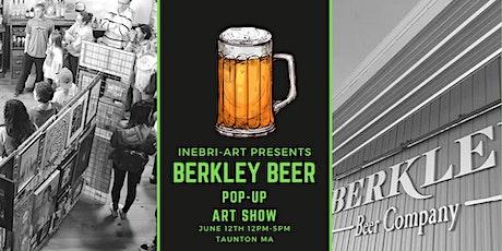 Berkley Beer Company Pop-Up Art Show tickets