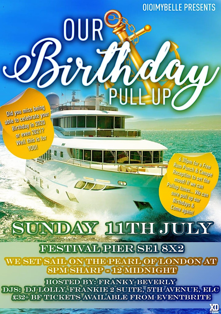 Our Birthday Pull Up image