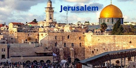 Virtual Tour: Old City of Jerusalem tickets