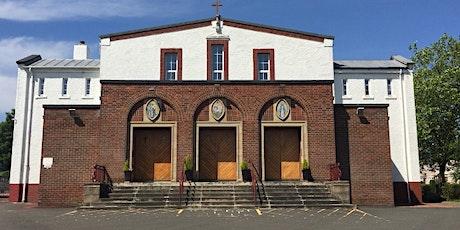 10.30am Mass on Sunday tickets