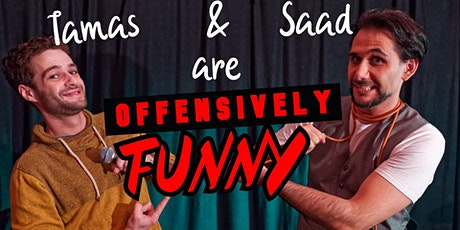 Offensively Funny - A Safe Space...for Jokes tickets