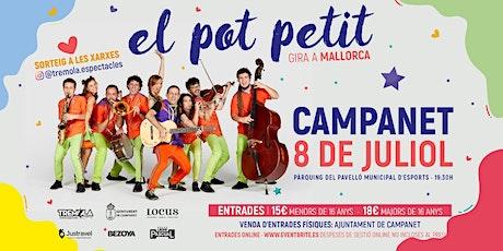 El Pot Petit (Campanet) entradas