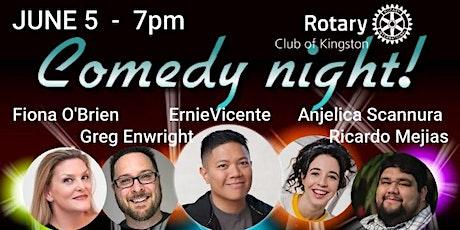 Comedy Night tickets