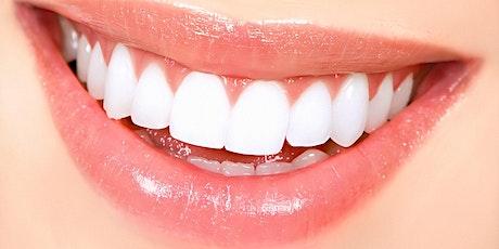 ★ Blanqueamiento Dental Curso Con Certificación IG - @CreativeMakeover tickets