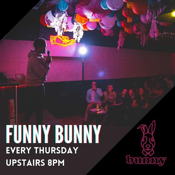 Funny Bunny Comedy Night image