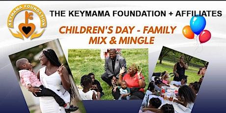 KEYMAMA CHILDREN'S DAY - FAMILY MIX 7 MINGLE tickets