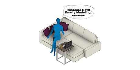 Hardcore Revit Family Modelling (II edizione) biglietti