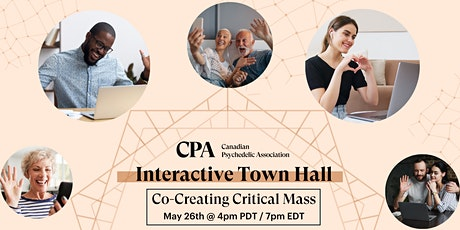 Canadian Psychedelic Association - Community Town Hall tickets