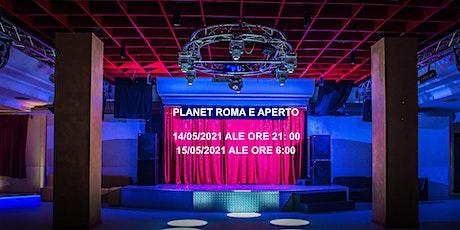 Planet Roma biglietti