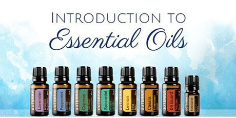 Introduction to Essential Oils tickets