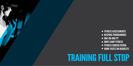 Online Blitz Bootcamp (£7 Per Session) tickets
