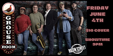 BASIN STREET BAND tickets