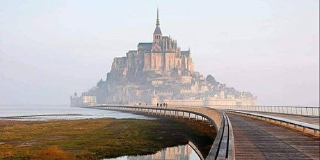 Virtual Historic Tour Of Mont Saint Michel, France tickets