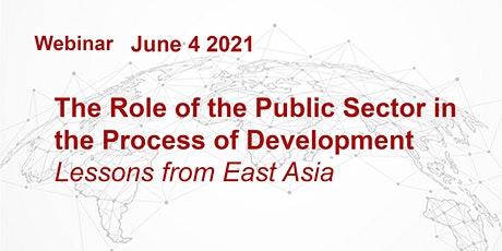 The Role of the Public Sector in Development: Lessons from East Asia tickets