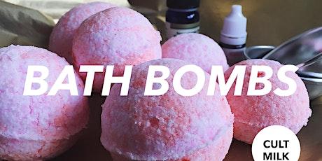 Bath Bombs Workshop tickets