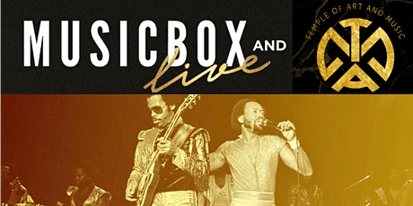 All Star Jam Session - End of Lockdown Party with MusicBoxLive tickets