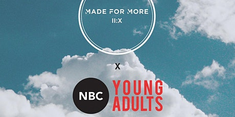 Young Adults - Made for More tickets